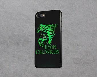 Ilyon Chronicles Green Horse iPhone Case