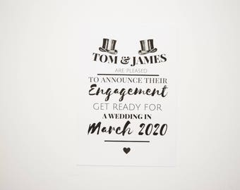 Wedding -Save the date
