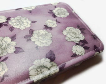 Purple floral Paperwhite case Kindle Ereader Kindle Oasis Kindle Voyage Kindle Touch 2011