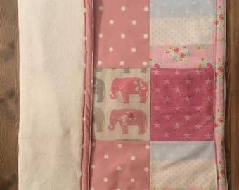 Children's Patchwork Blanket