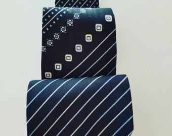 Saint Germain des Prés vintage tie