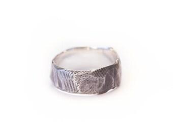 Men wedding band - Wedding band - Men ring
