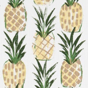 Pineapple Curtains   Premier Prints Tropic Collection   Lined Curtain  Panels   A Perfect Accent To