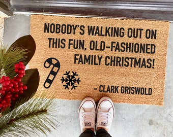 Holiday Party Invitation Christmas Vacation Clark Griswold