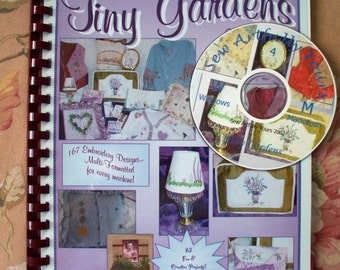 Embroidery Machine Designs CD Book 167 Embroidery Designs for Embroidery Machine