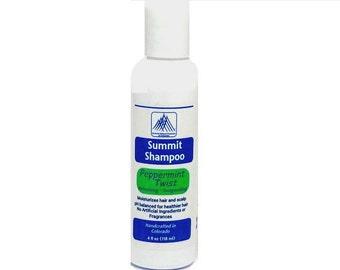 Aromatherapy Shampoo - Peppermint Twist