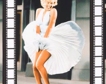 Fabric — New Options! — Marilyn Monroe fabrics from Robert Kaufman (6 Options)