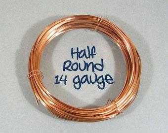 14ga 10ft HR DS Copper Wire