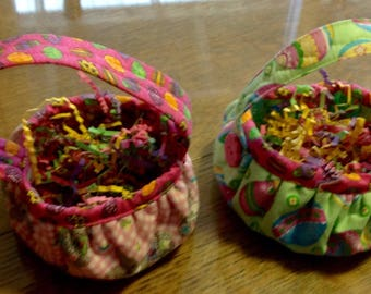 Small Easter baskets
