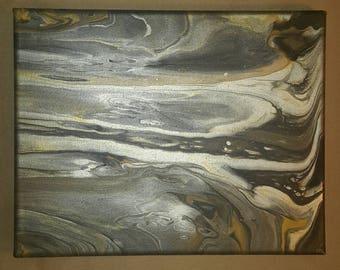 8x10 Acrylic Flow Art