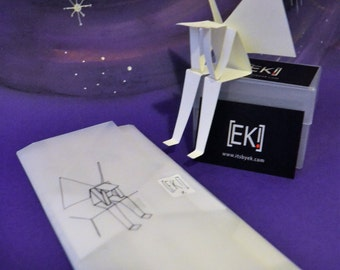 Build Your Own Fallen Angels pack - Hand-cut and signed by Artist [EK!]