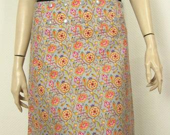 Reversible skirt #10402