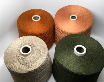 8/2 Rayon Yarn - Four color choices
