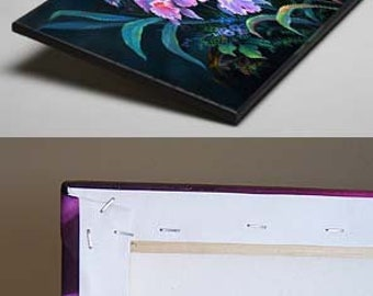 Gallery Wrap Option