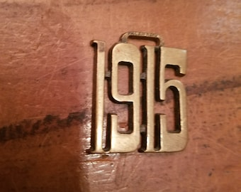 1915 Panama Pacific International Exposition Watch Fob. San Francisco