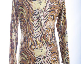 Closing Sale-Coupon Code Butterfly6Vintage Wild Cat Blouse