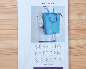 Paper Pattern | backpack  bag echino