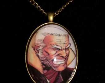 Marvel X-Men Old Man Logan Large Pendant