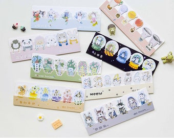 Lovely Mini Sticky Notes Set