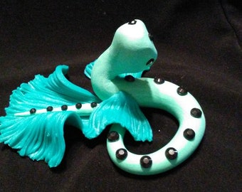 Emerald Empress - A Dragon of My Dreams original