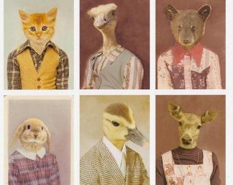 Picture Day Series, 8  Fine Art Prints - 4 X 6