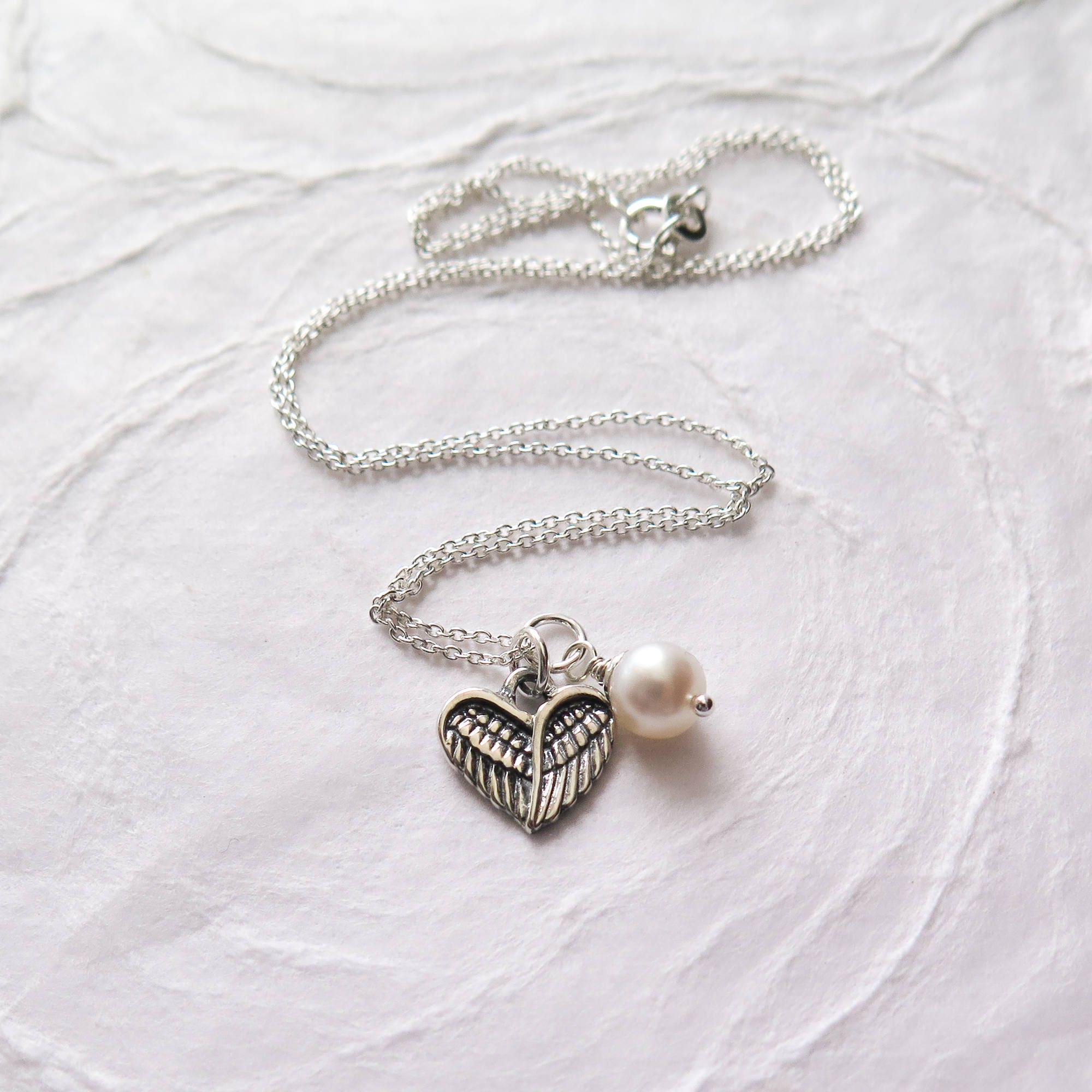memorial loss necklace baby sids aag bean sentiments remembrance jewellery miscarriage