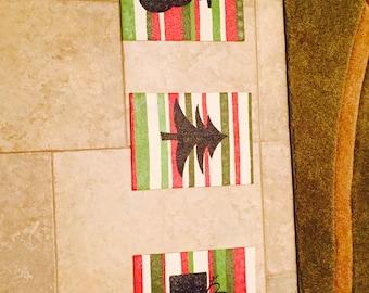 Christmas Shadow Trio