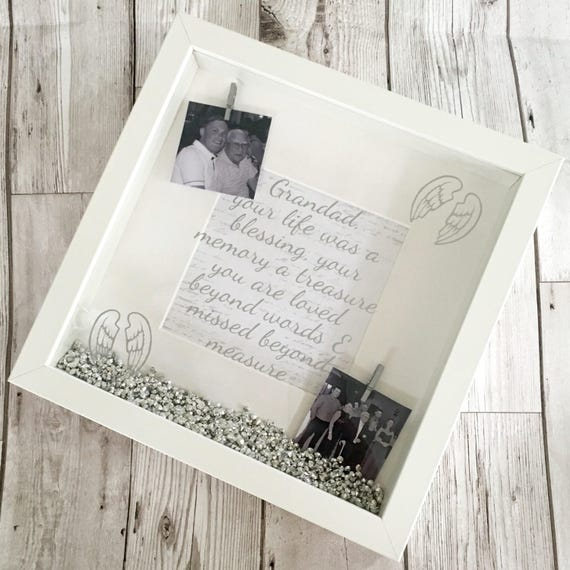 Sympathy Gift, Photo Remembrance, Memory, Memorial, Loss of Parents ...