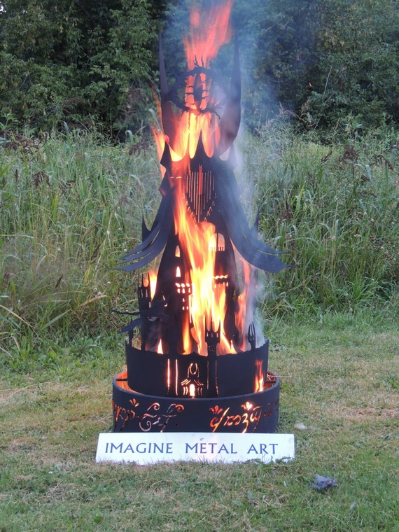 - Fire Pit Eye Tower