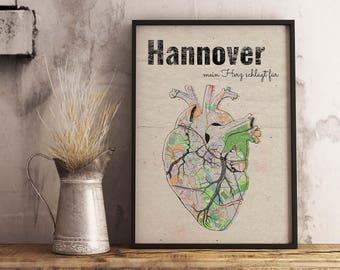 Hanover - my favourite city