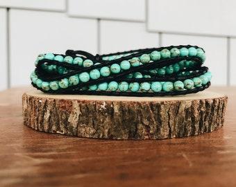 SALE!!! Wrap Around Bracelet