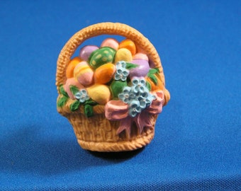 Hallmark Easter Basket Pin