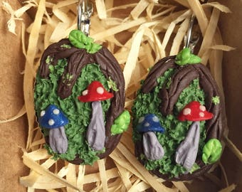 Magic Forest Earrings