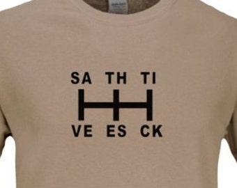 SAVE THE STICK.... t-shirt