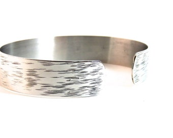 Stainless Steel Bracelet, Cuff, Adjustable Bracelet, Metal Bracelet, BLB 09,