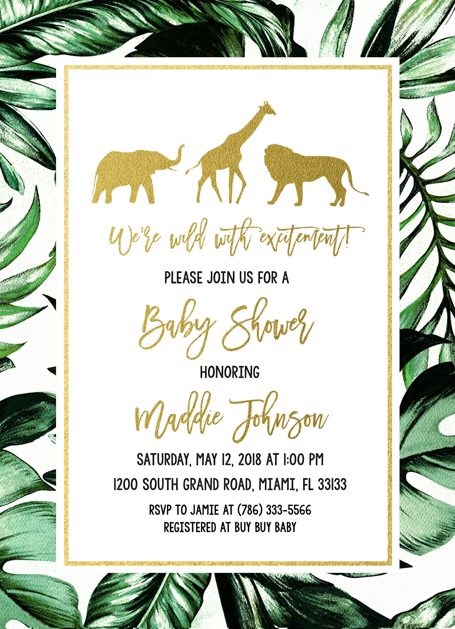 for megans baby appearance gender invitations ineutral on unknown simple neutral special invitation shower safari gend ideas design faee