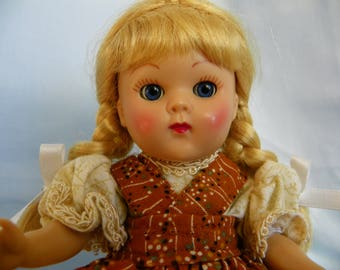 Ginny doll clothes for Halloween or the Fall season