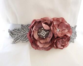 CUSTOM CONSULTATION: Wedding Sash, Design Your Own Wedding Sash, Custom Wedding Sash
