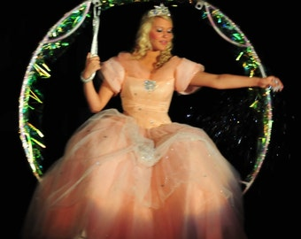 Glinda the Good Witch Wizard of Oz Costume - Made to Order
