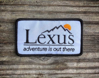 Lexus: Adventure is out there patch