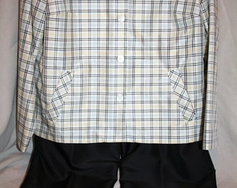 Liz Claiborne 100% Silk Pant Suit (Size 14 P)