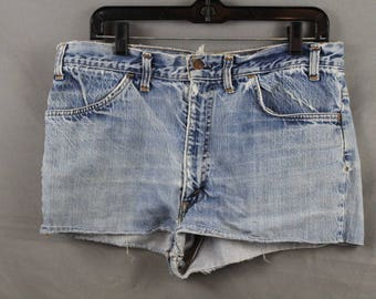 Vintage Levi's Cut off Distressed Womens Shorts