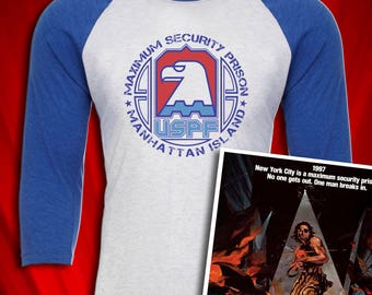 USPF Escape from New York Vintage Jersey Christmas Humor