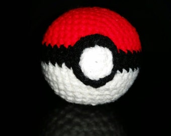 Crochet Pokemon Pokeball