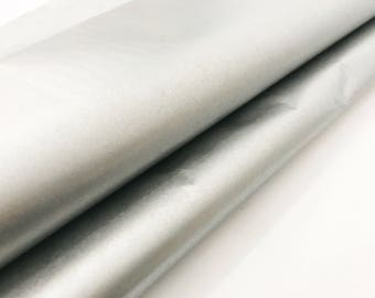 10 x Metallic Silver Tissue Paper Sheets- Gift Wrapping/Bulk Tissue Paper/Tissue Paper Tassels/Tissue Paper/Easter Paper/Wrapping Paper/Silv