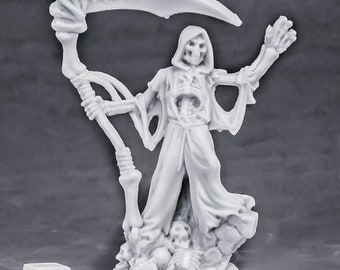 Mini Madness - Reaper Miniatures - Undying Lord of Death - 77558