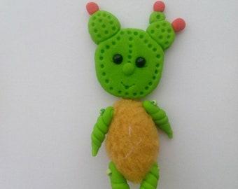Doll Ooak Cactus