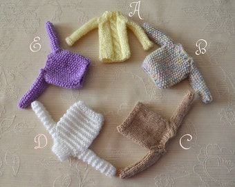 SALE - Azone PureNeemo wool sweaters (pre-order)