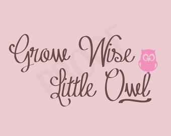 Little Owl Print