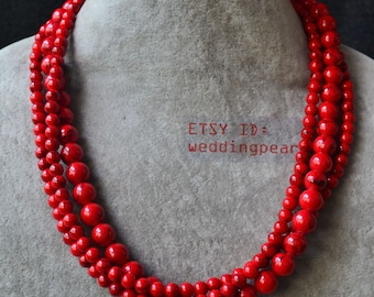 spacers mid products enchantment jewelry simple necklace making fullxfull vintage grande goldtone apple past il beads red century for
